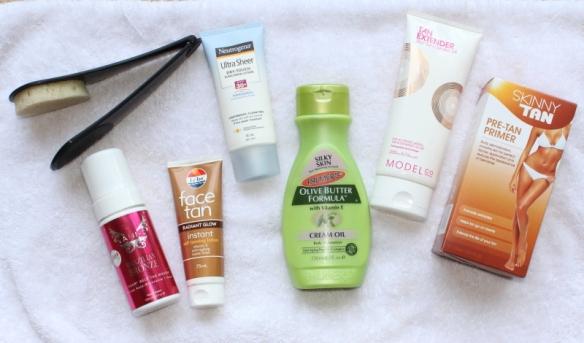 Summer Tanning Essentials